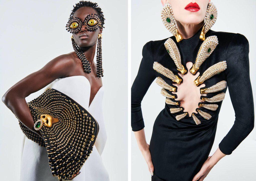 Elsa Schiaparelli brand 2021 collection
