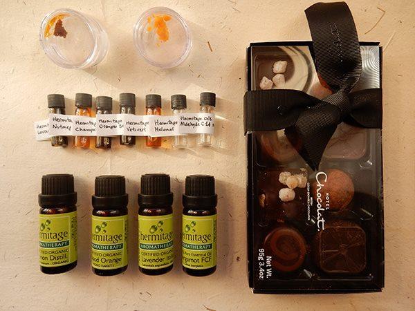 Italian essential oils - hermitage oils