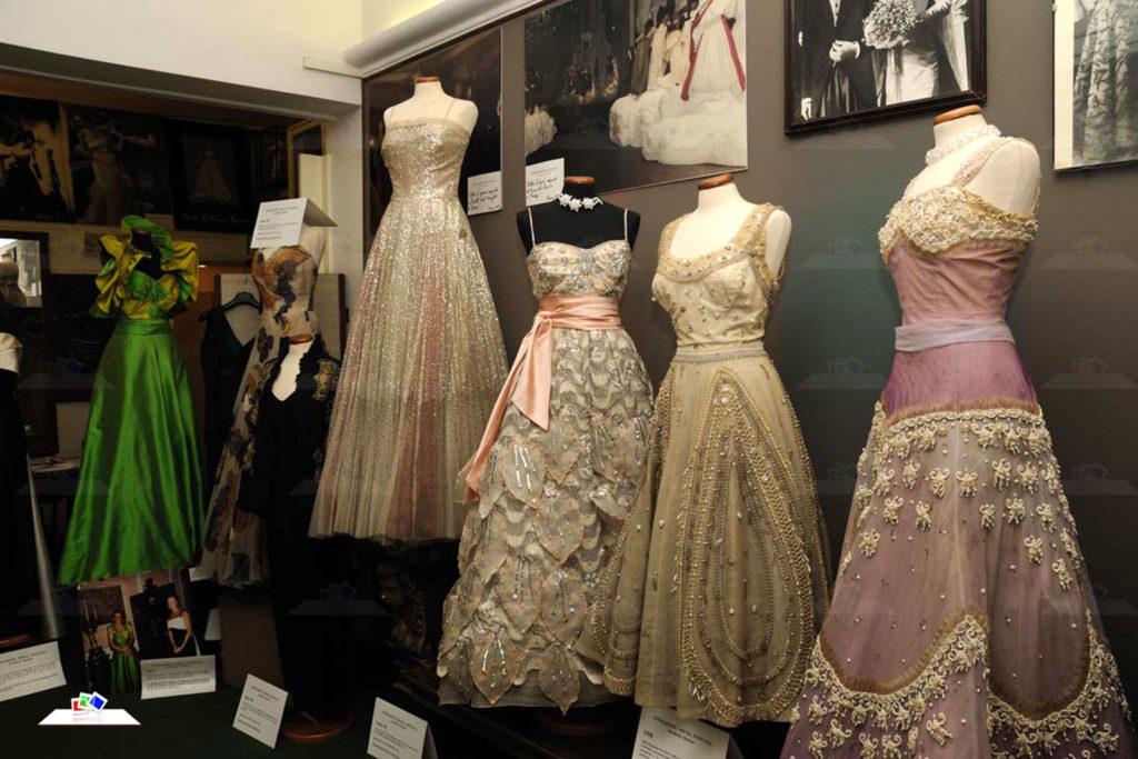 Fontana sisters dresses