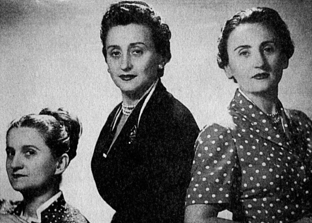 Sorelle Fontana sisters