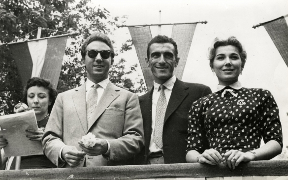 Mike Bongiorno 1956