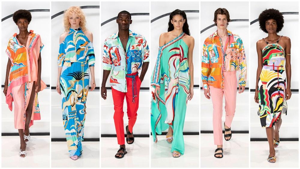 Pucci's designs