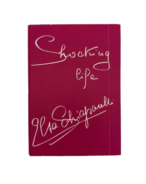 Elsa Schiaparelli's book