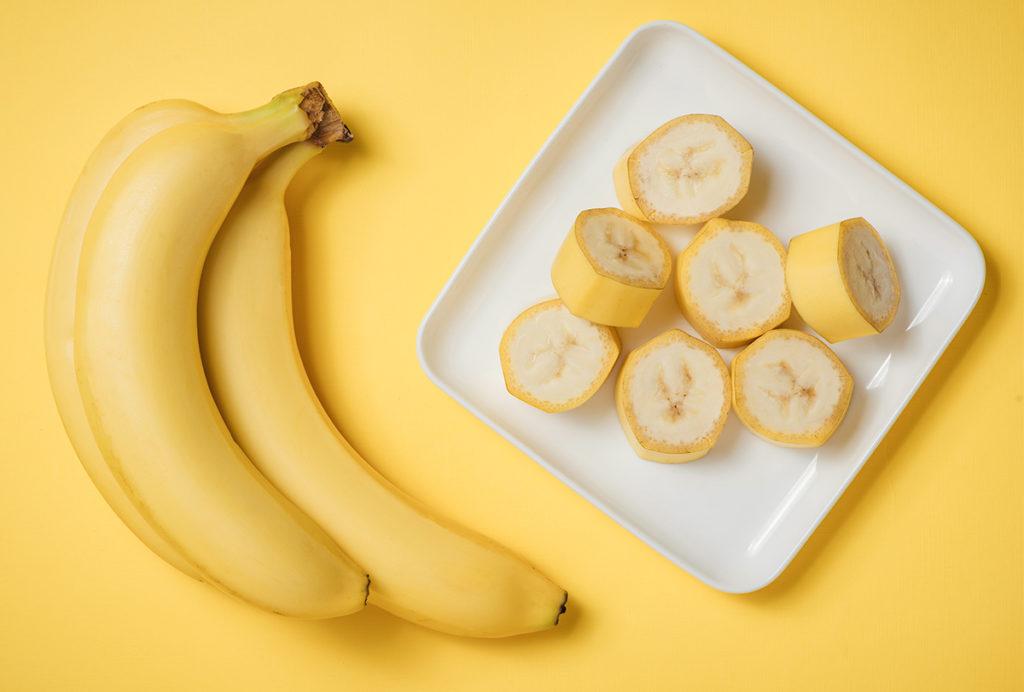 banana as natural cosmetics
