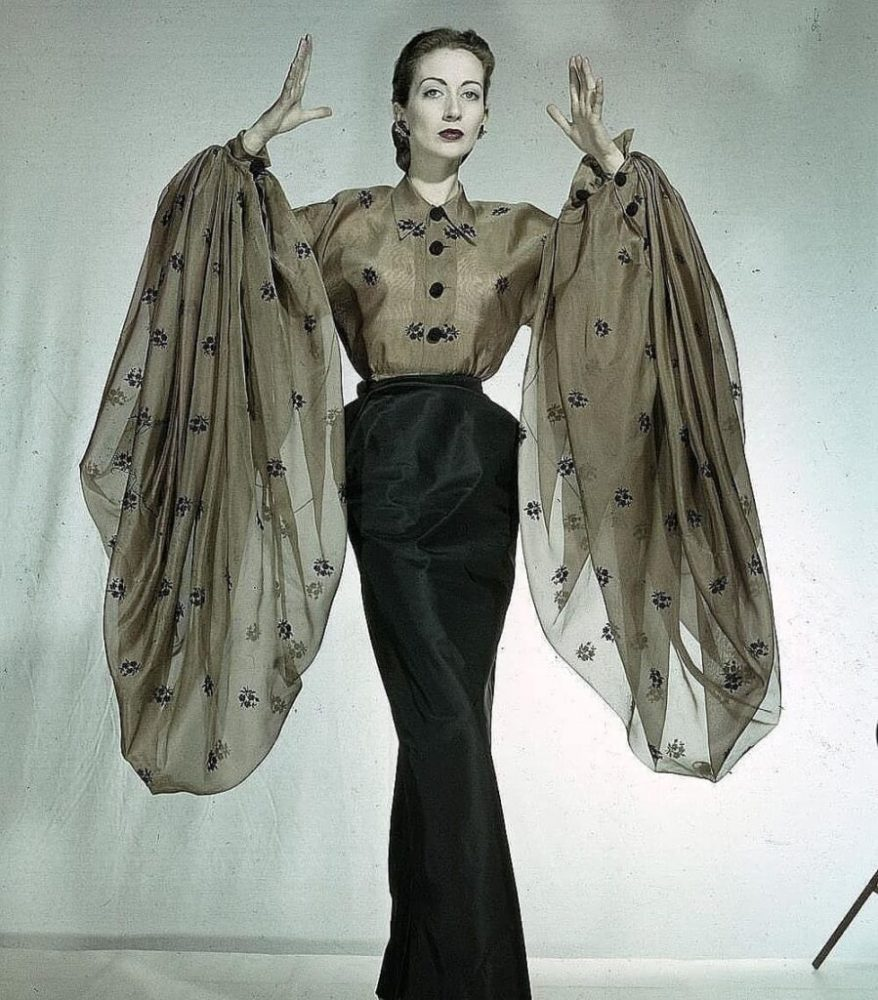 Elsa Schiaparelli blouse