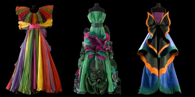 Capucci's design inspiration - nature