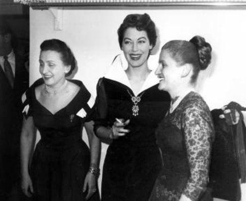 The Fontana sisters
