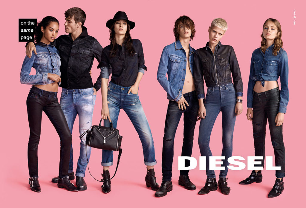 Diesel collection line