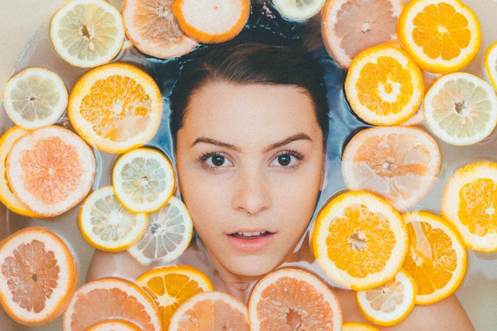 fruits as natural cosmetics