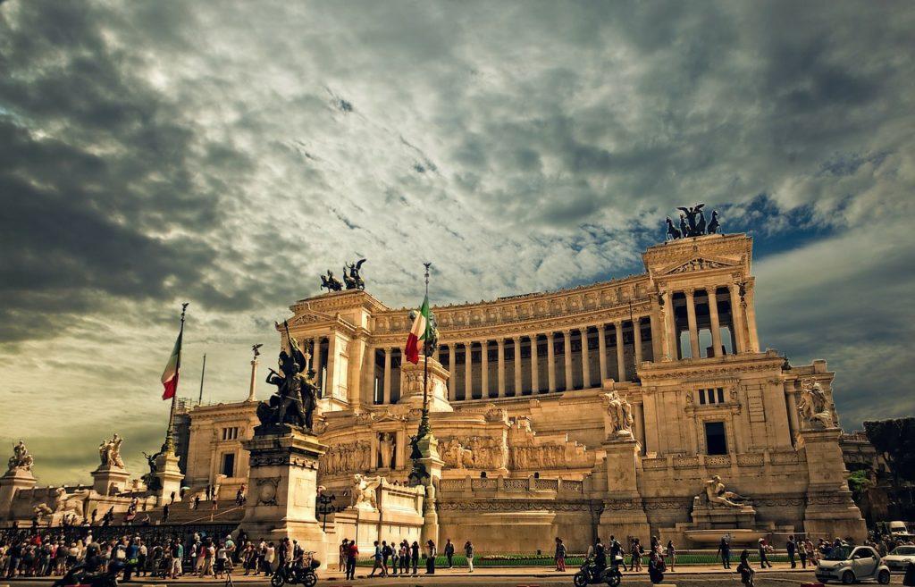altare patria piazza venezia roma