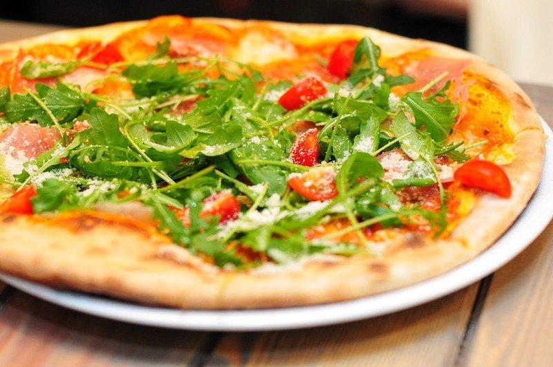 mc donalds versus pizza