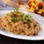 Venetian Risotto with Wild Mushrooms recipe