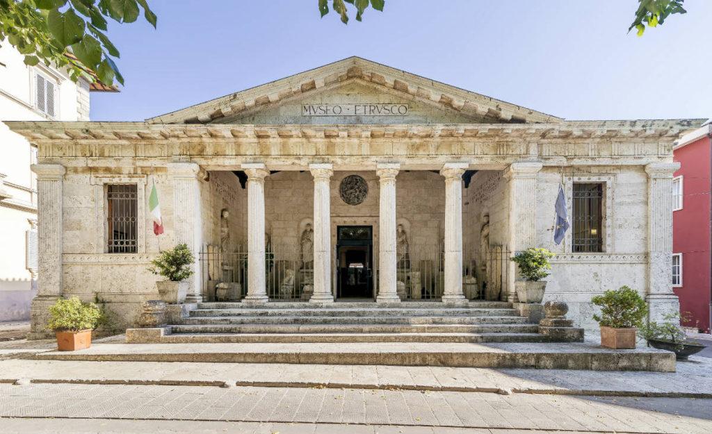 Chiusi museum
