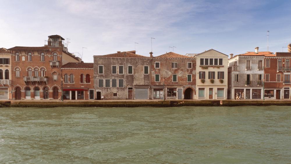 Giudecca island Venice