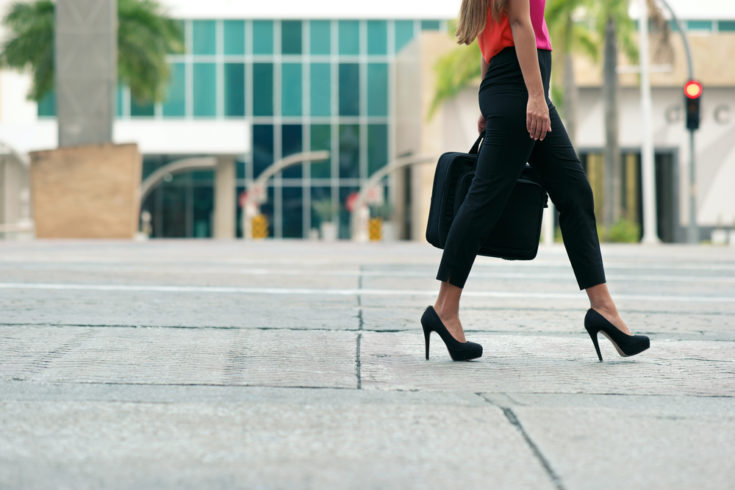 Italian Fashion High heels shoes