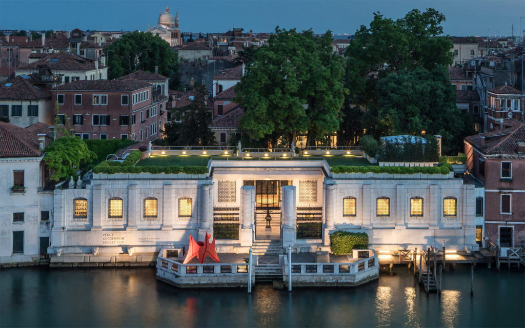 peggy guggenheim collection venice museums