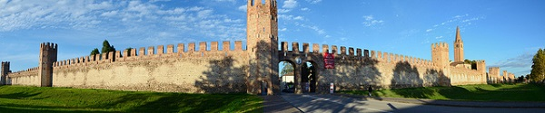 The Walls in Montagnana