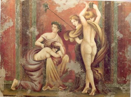 Pompeii sexuality images