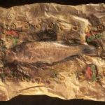 Venetian Whole Fish in Parchment