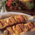 Venetian Brochette of Swordfish