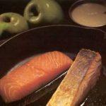 Venetian Salmon With Horseradish Sauce