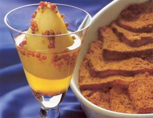 cornmeal pudding