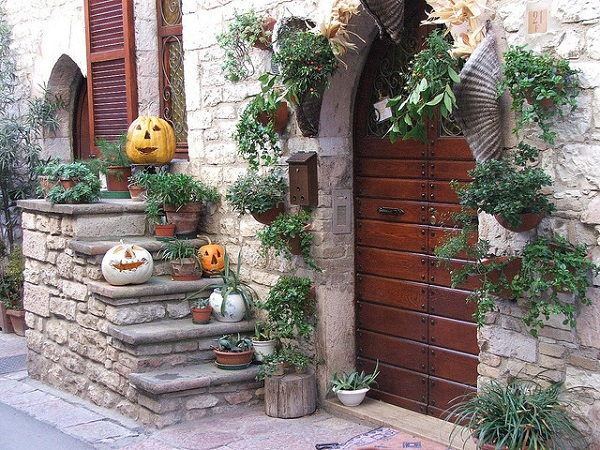 halloween events italy