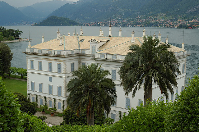 Villa Melzi by Lake Como