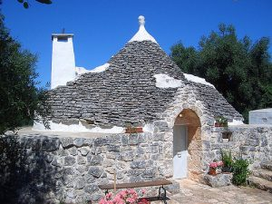The Trulli of Puglia I