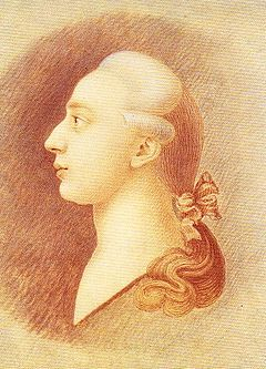 Casanova, the first Italian latin lover