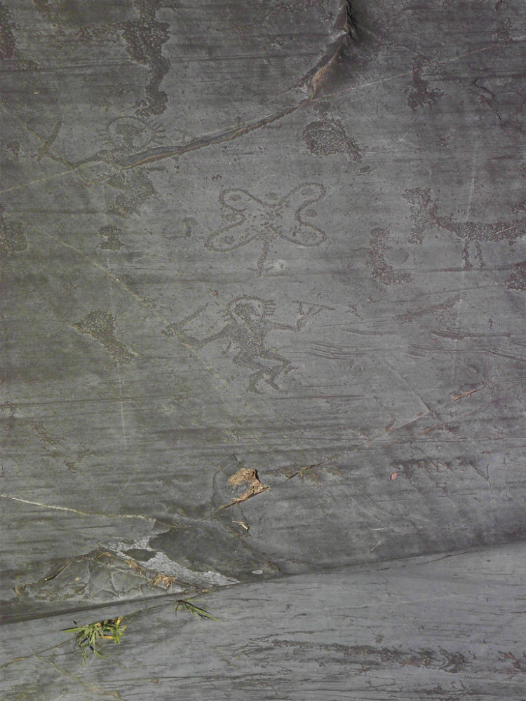 Valcamonica - Rock Drawings (Graffiti)