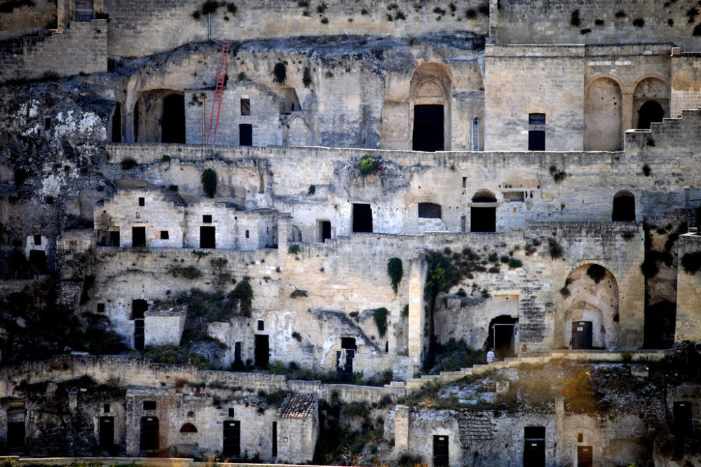 "The ""Sassi di Matera"" in July host an interesting event."
