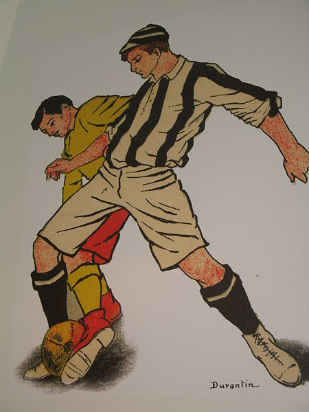 calcio history