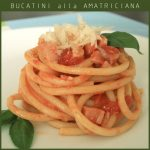 The true story of Amatrice's Amatriciana