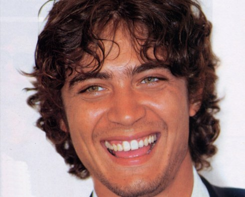 Riccardo Scamarcio, today's Latin Lover