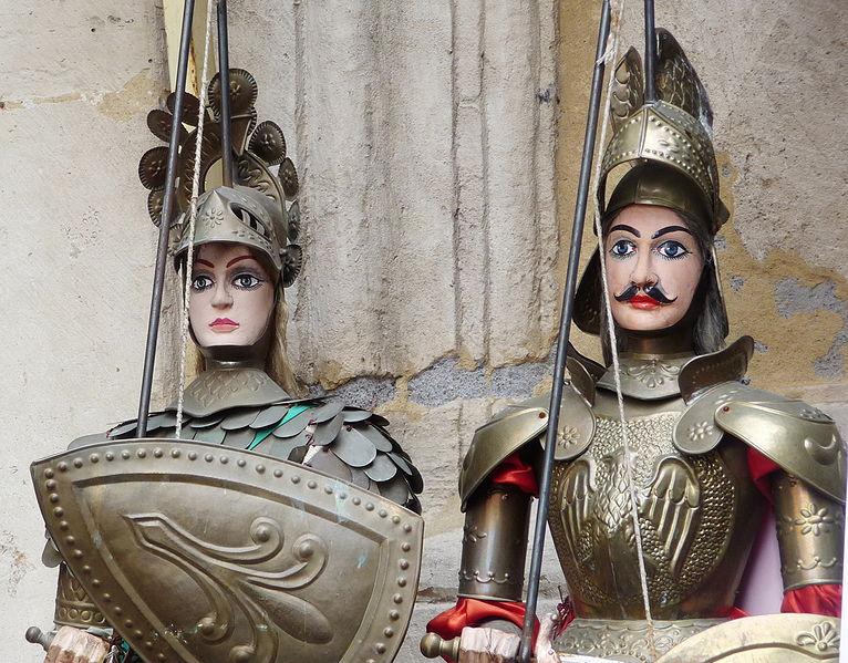 Sicilian Puppet Theatre - Opera dei Pupi