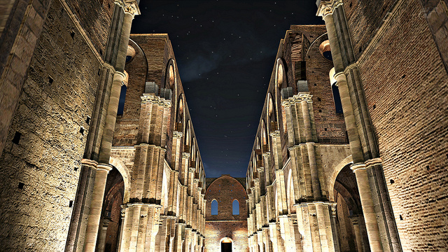 Abbey of saint galgano
