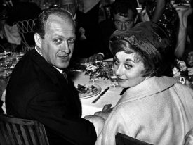 The most famous Italian couples in love