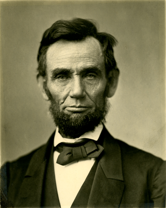President Lincoln, who wanted Garibaldi to fight along with the Unionist troops