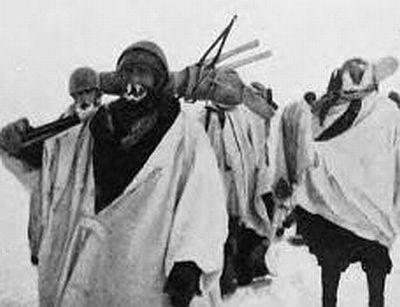 Alpini sul fronte russo