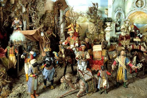 Christmas History.Italian Christmas History Life In Italy