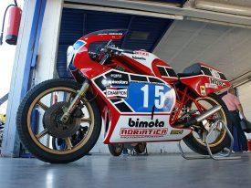 Bimota Motorcycles History