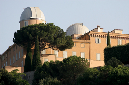 Castel Gandolfo: the Pope Summer Residence