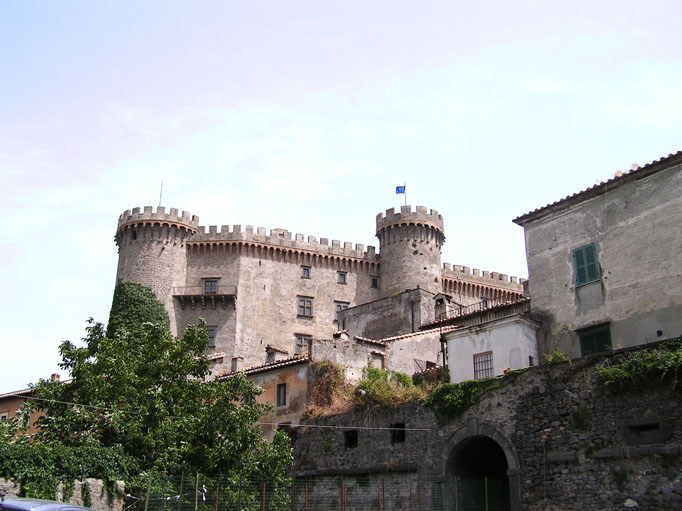 Bracciano - The Castle