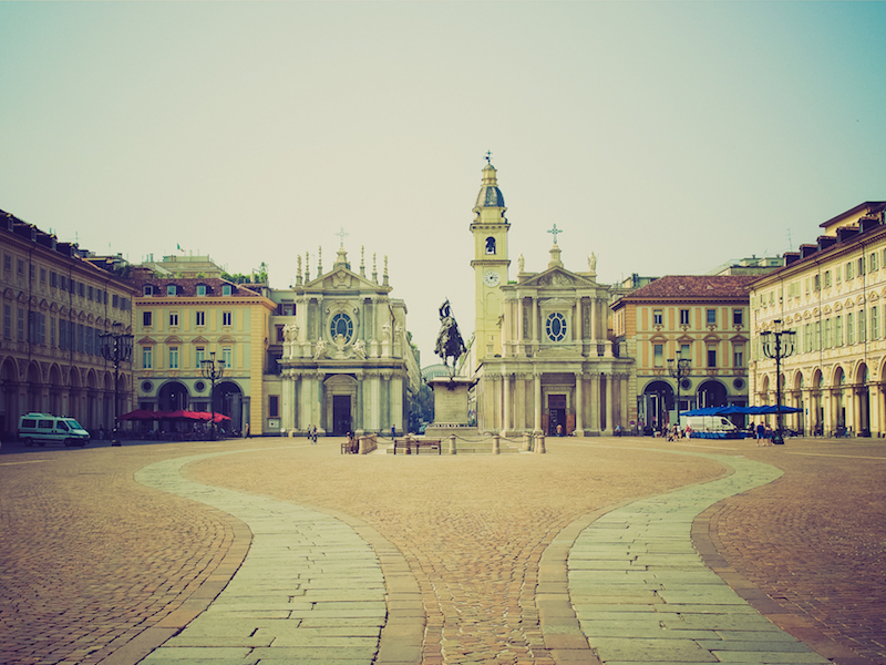 best squares italy
