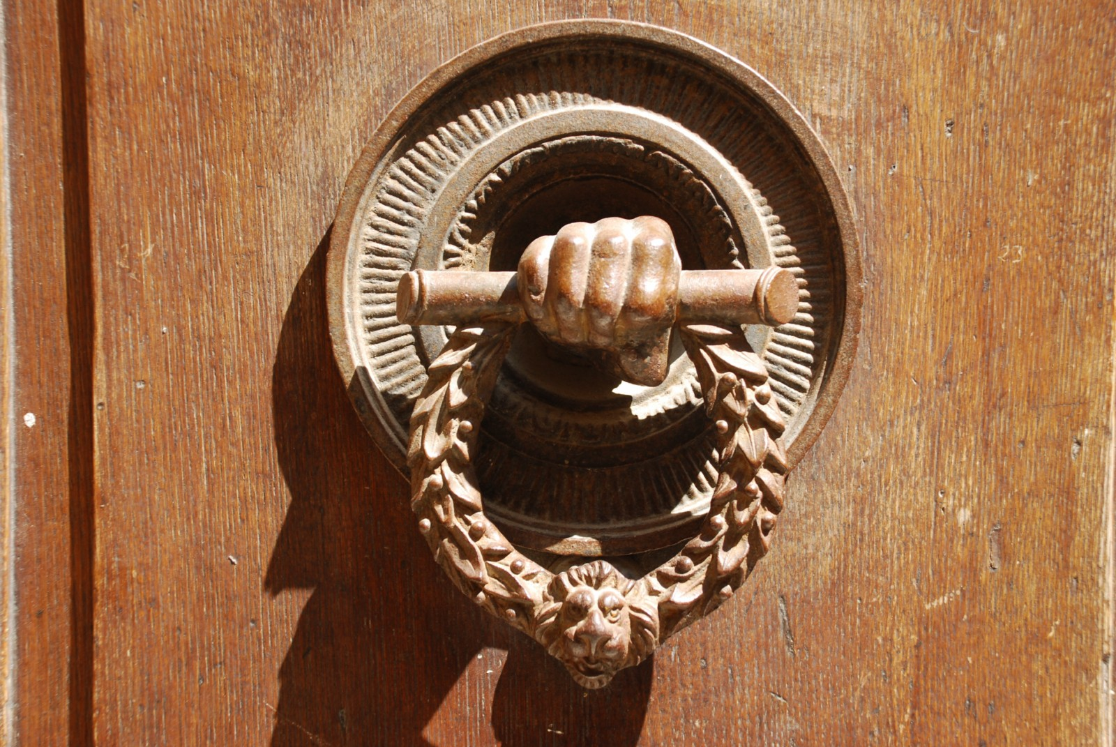 Italian door Knockers
