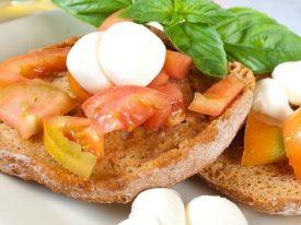Italian types of Bread