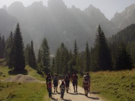 Trekking and Walking Itineraries in Italy