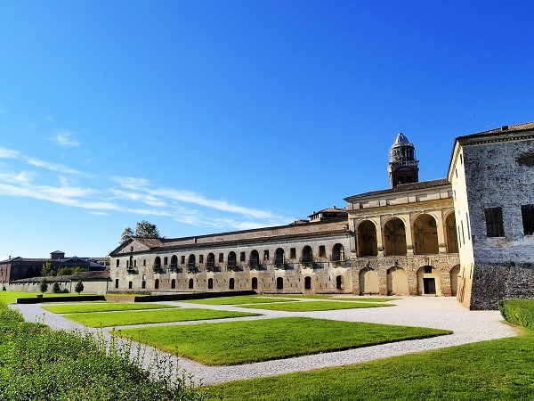 Ducal Palace in Mantova, Mantua