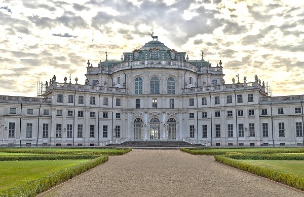 Palazzina di caccia (the hunting residence) of Stupinigi, Nichelino - Turin, Unesco World Heritage Site